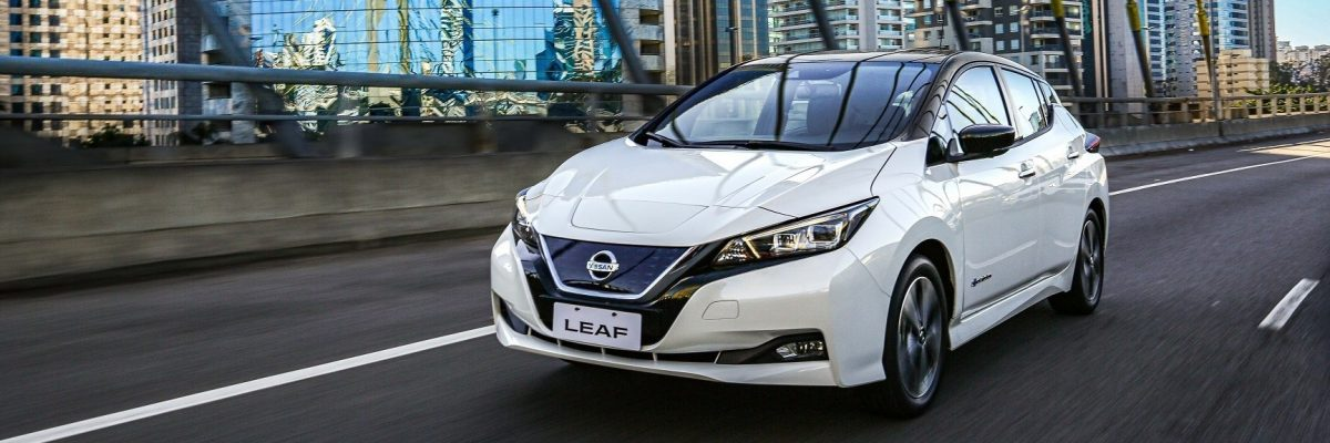 Nissan Leaf - main feature