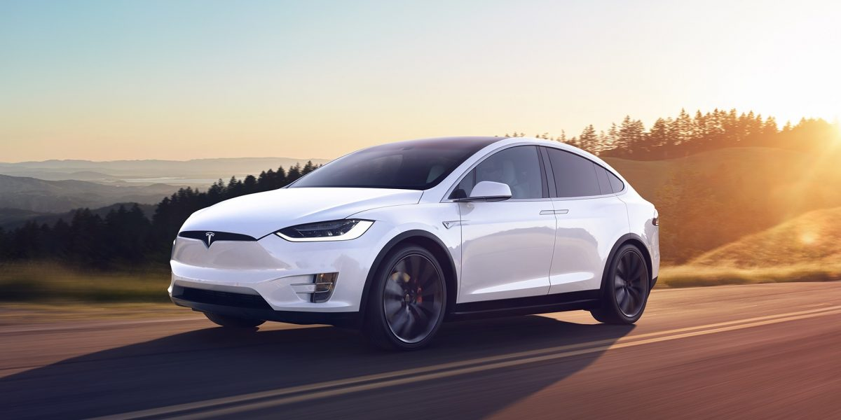 Tesla Model X - main feature