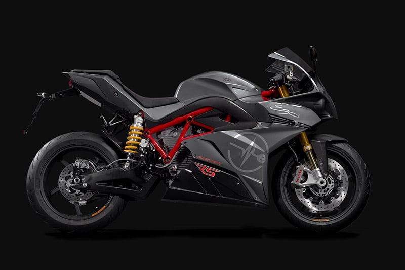 Energica Ego RS