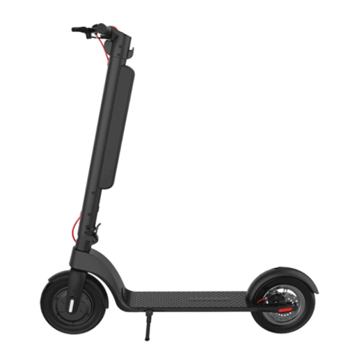 compact electric scooter Turboant X7 Pro