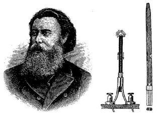 Павел Николаевич Яблочков и его свеча