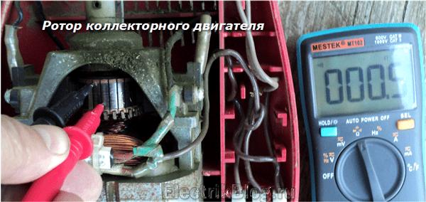 Rotor-Kollektor-Engine.