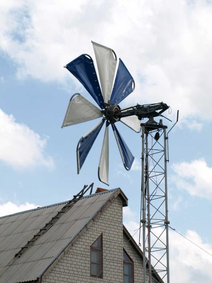 возможно, ветряк на даче своими руками фото пасхой свекрови