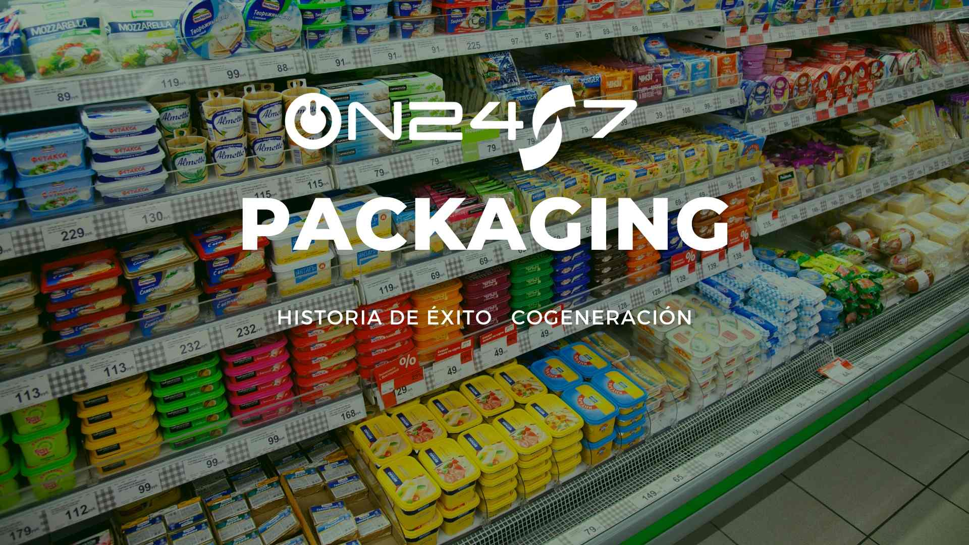 PACKAGING COGENERACION