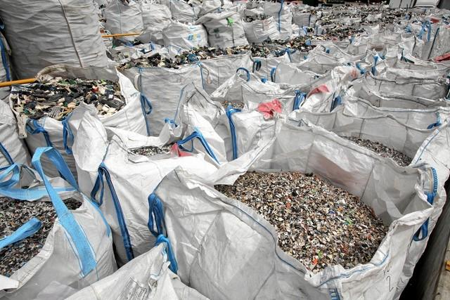 ERP España recoge en 2015 hasta 19.217 toneladas de RAEE