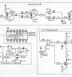 bermudez preamplificador extractor disparador [ 1127 x 802 Pixel ]