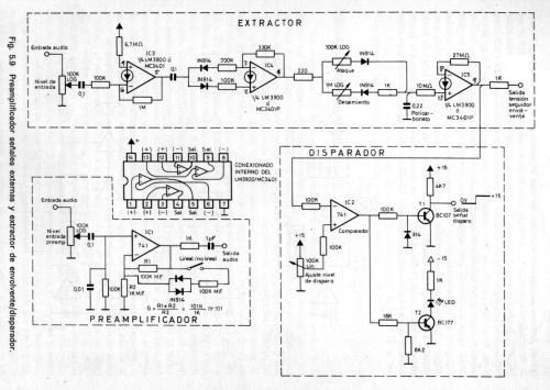 small resolution of bermudez preamplificador extractor disparador