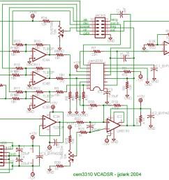 voltage controlled envelope generator by rene schmitz schematics retriggerable ar envelope generator by ray wilson  [ 1064 x 801 Pixel ]