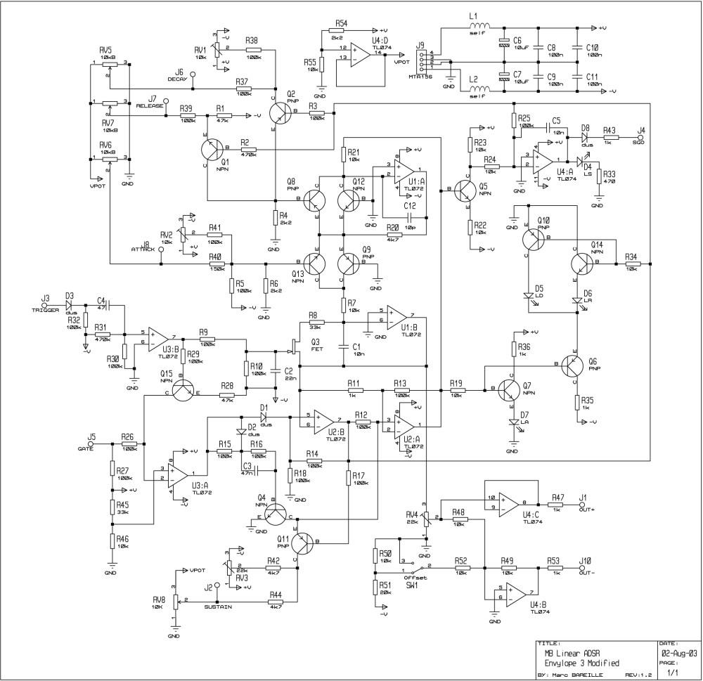 medium resolution of  wave wiper schematics cv mega mixer by ken stone adsr based on cem3310 chip by scott bernardi listbytype envelope follower by rene schmitz