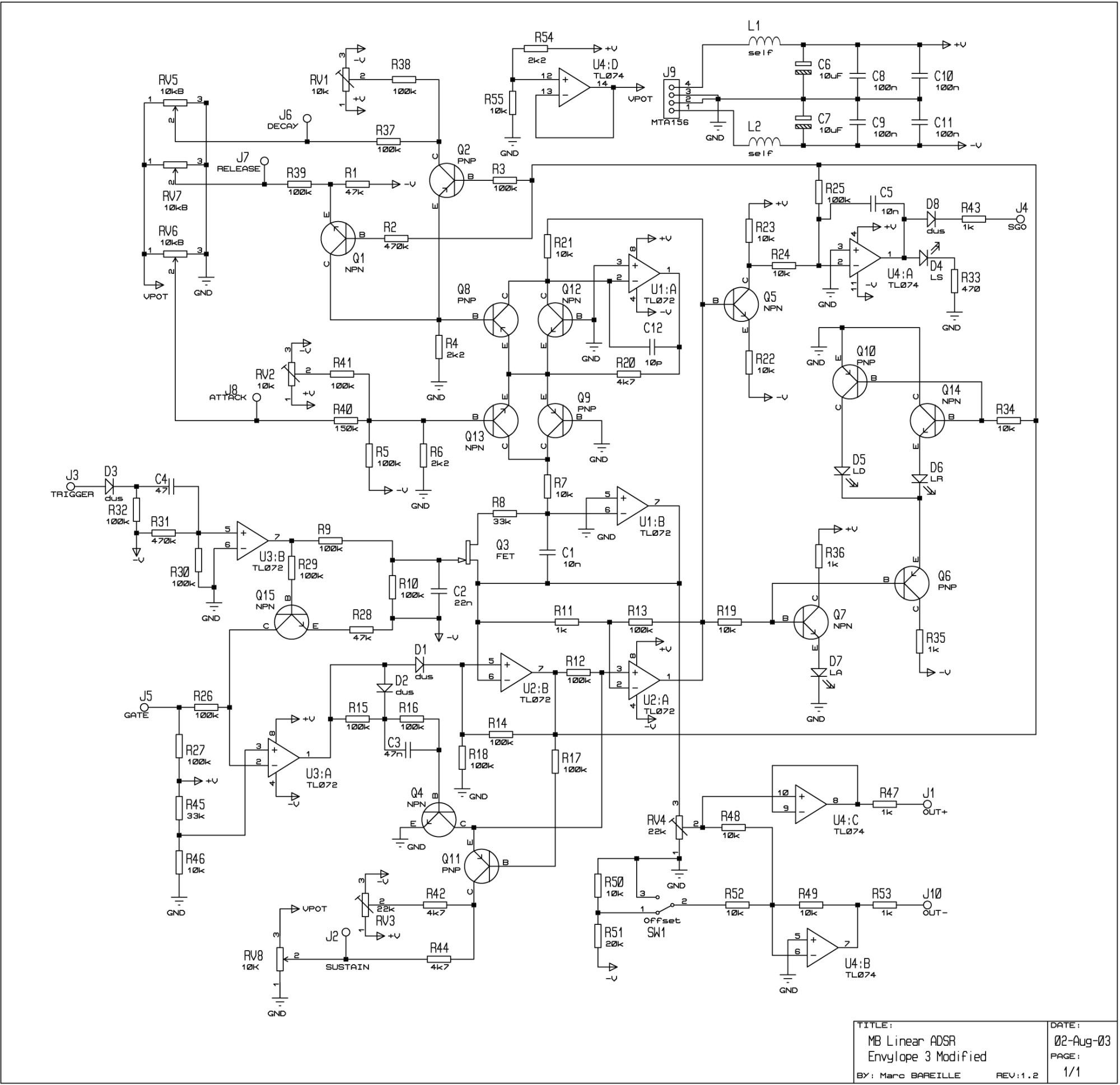hight resolution of  wave wiper schematics cv mega mixer by ken stone adsr based on cem3310 chip by scott bernardi listbytype envelope follower by rene schmitz