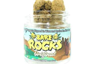 Barewoods Blue Raspberry Barerocks