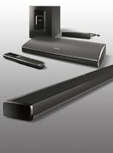 soundbar media playere