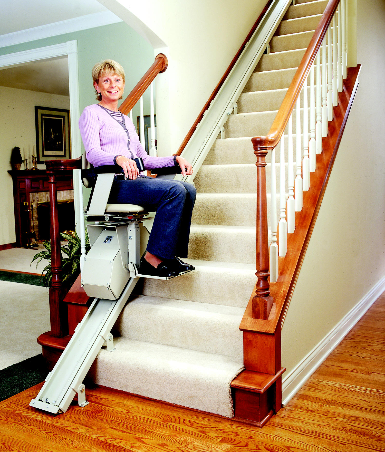 Chair Lifts For Seniors Los Angelesused Bruno Residential Sre 1550 Stair Lifts