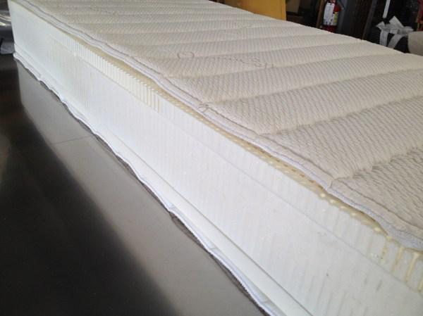Adjustable Bed Mattresses Latex Mattress 100 Pure Talalay Latex-pedic Organic