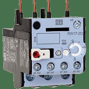 Rele de sobrecarga Weg 0.8-1.2A RW27-2D3-D012