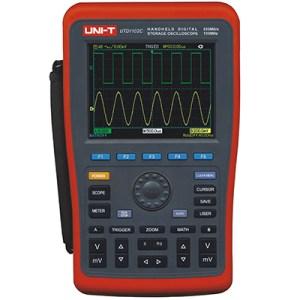 Osciloscopio portátil de almacenamiento UTD1202C