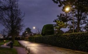 Iluminacion Publica Streetlight LED de OPPLE