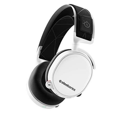 Buy Steelseries Arctis 7 (2019 Edition) Lossless Wireless Gaming Headset With Dts Headphone:X V2.0 Surround For Pc And Playstation 4 - White ...