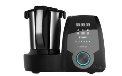 Robot de cocina Mambo 9590. Lo nuevo de Cecotec a examen