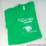 Now I See Electro Funk Assembly Shirt - Green