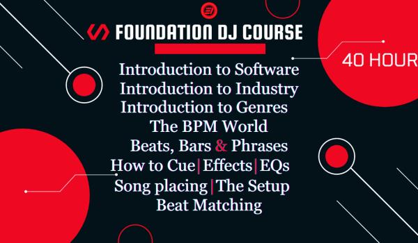 Foundation DJ Course