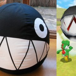 Awesome Bean Bag Chairs Seated Chair Exercises For Obese Totally Chain Chomp Electro Kami