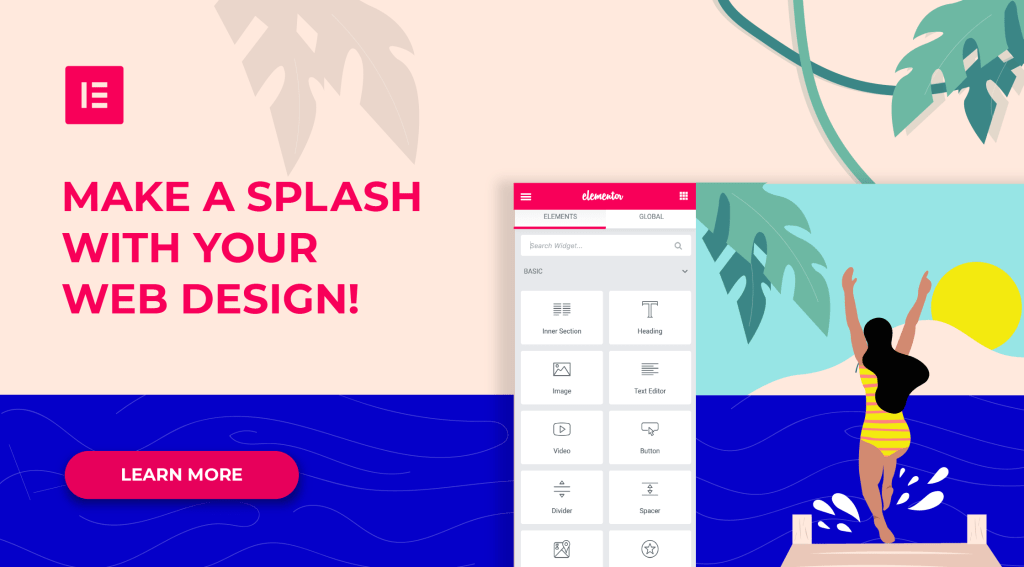 building your site using OceanWP