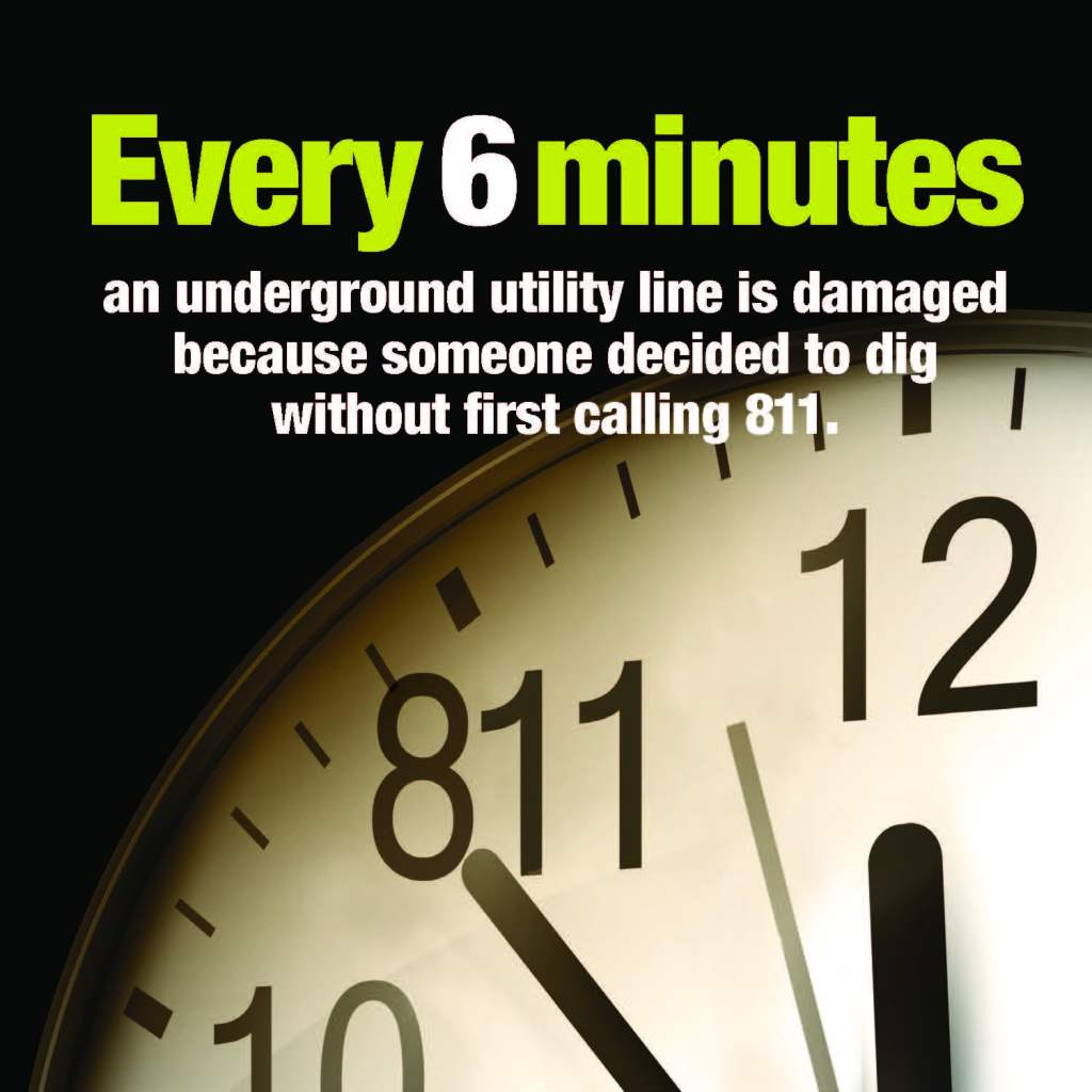 When You Should Add 811 Call Before You Dig Reminders To Safety And Id Products Electromark Blog 8 miss dig system reviews. id products electromark blog