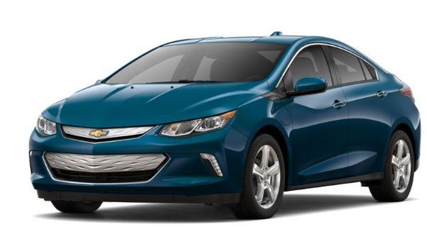 Chevy Volt range extender hybrid
