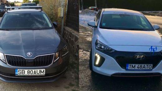 Fuel cost comparison Skoda Octavia vs. Hyundai Ioniq