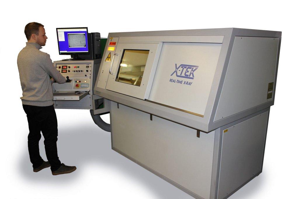 VMX SK XTEK X-Ray Inspection Machine