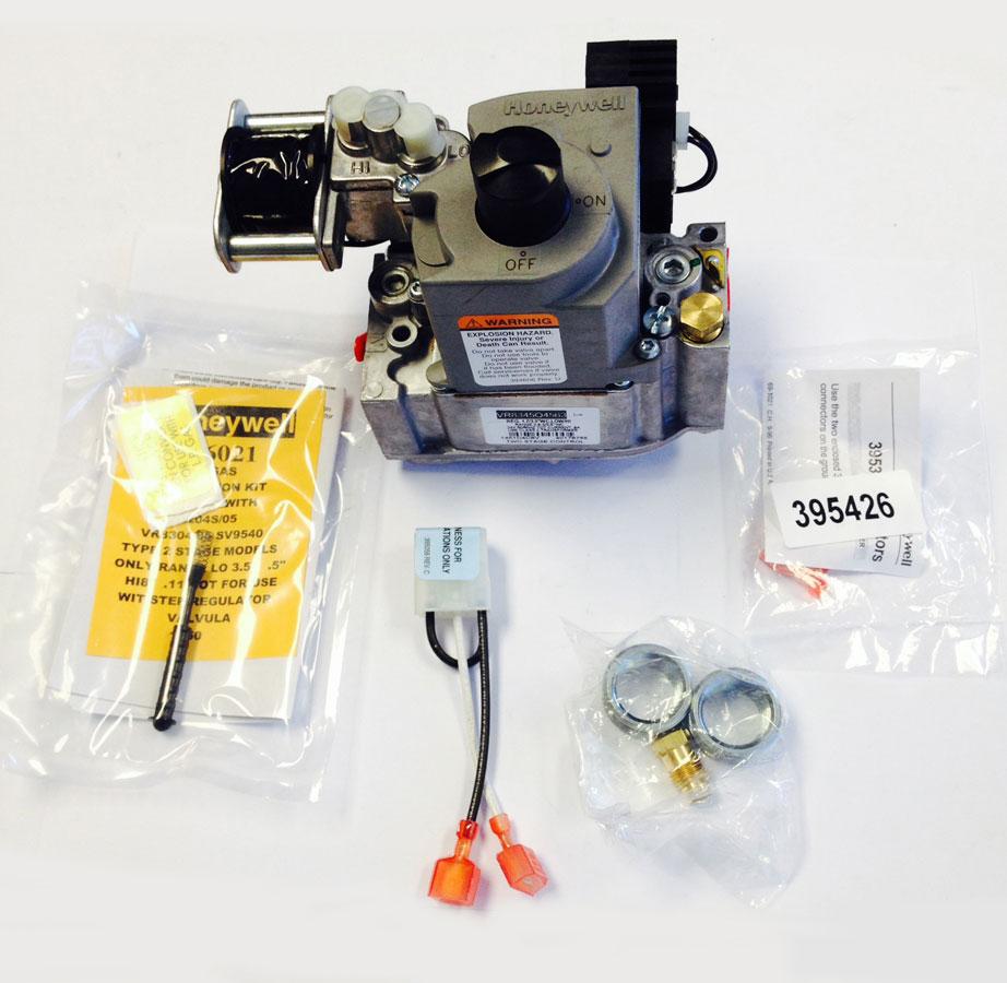 medium resolution of honeywell vr8345q4563 2 stage dual direct ignition intermittent pilot gas valve