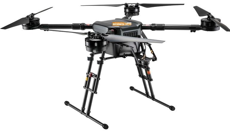 DJI Wind Series DJI WIND 4, Industrial Drone WaterProof