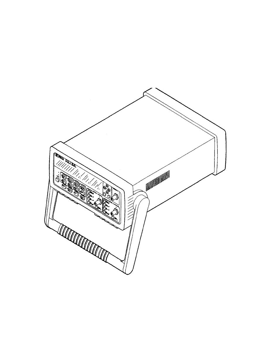 UNIVERSAL FREQUENCY COUNTER AN/USM-459B