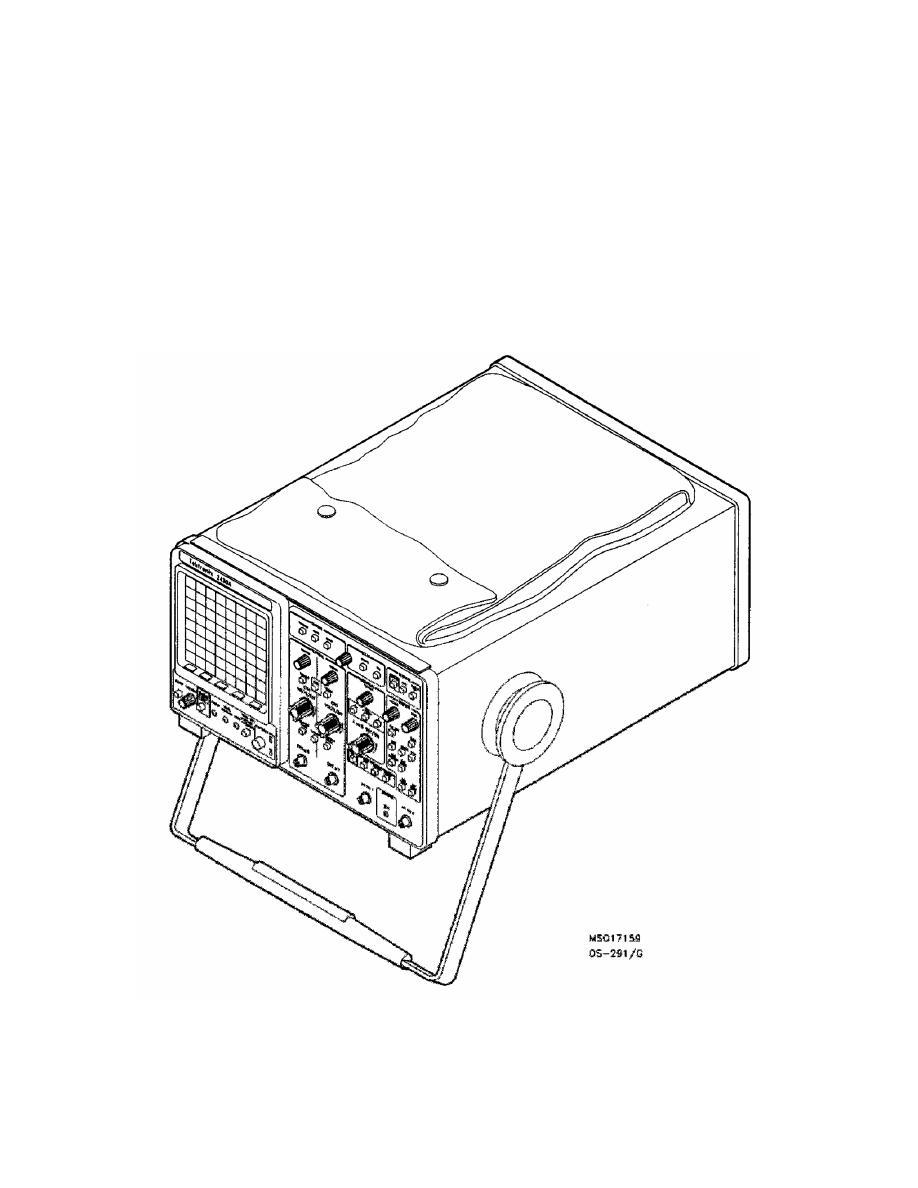 OSCILLOSCOPE OS-291/G