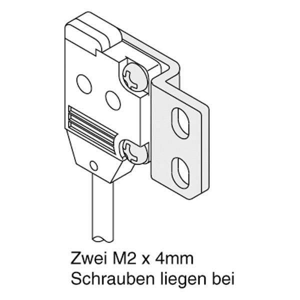 Panasonic MSEX103 L Shaped Mounting Bracket for Front