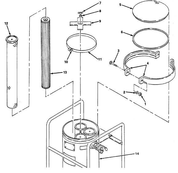 Figure 4-8. Canister, Replace