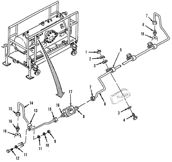 Figure 4-12. Pressure Tube Replacement.