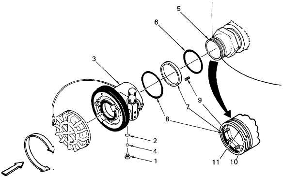 Figure 4-5. Defueling Unisex Coupling Assembly