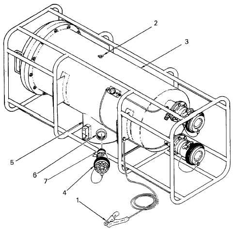 Figure 4-6. Defueling Coupling Assembly