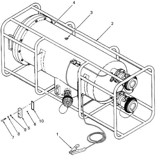 Aircraft Fuel Filter Assembly