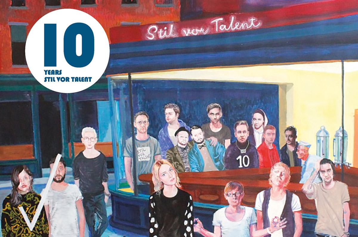 Stil Vor Talent Celebrates 10 Years