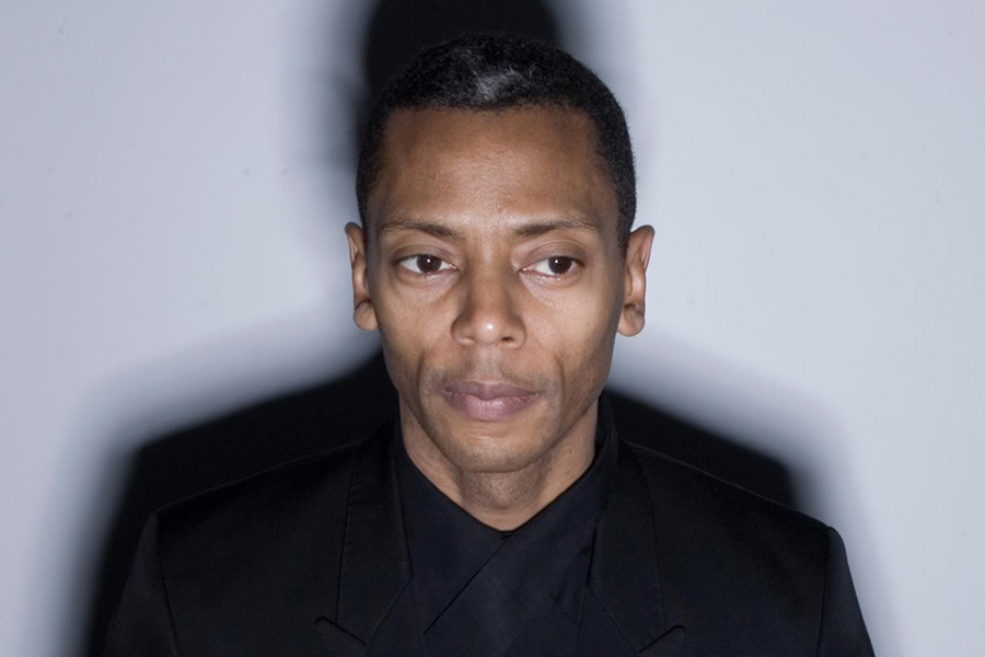 Jeff Mills Presents His 'Weapons' Project At The Montecarlo Art Fair