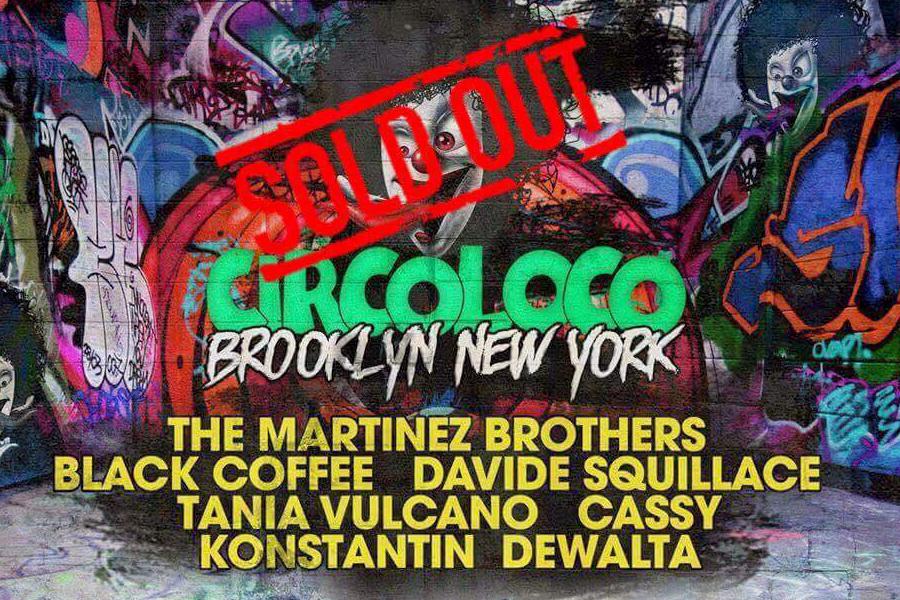 Circo Loco lands in Brooklyn