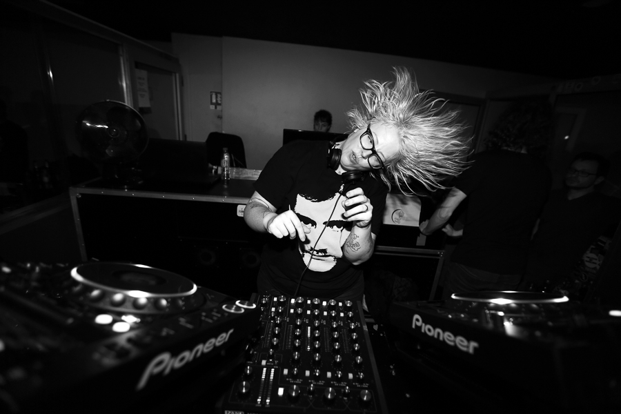 The Black Madonna Launches Her Own Label (Audio)