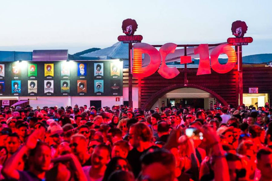 Circo Loco Announce This Year's Opening Party Line Up