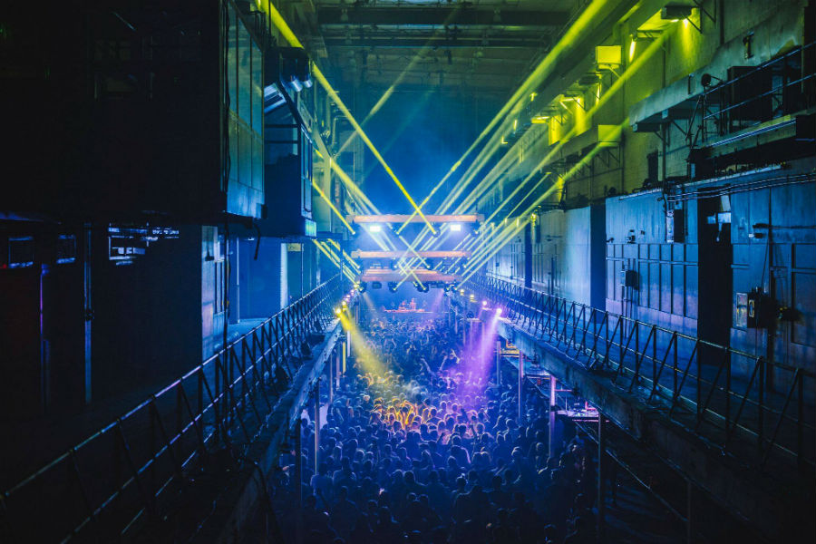 Printworks – Your Last Chance To Catch 'Series 001'