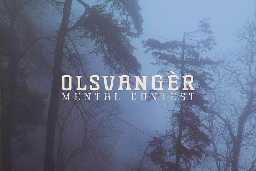 Olsvangèr – Mental Contest (Karakter Records)