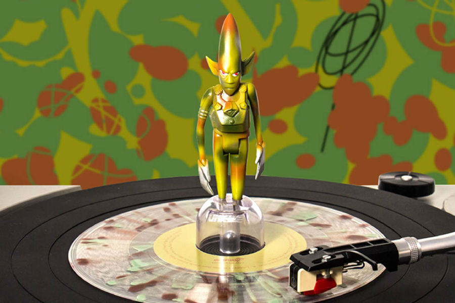 UNKLE Releases Limited Series Figures For Turntables