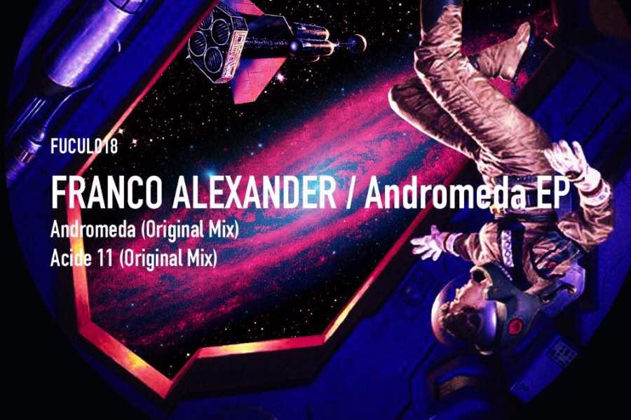 Franco Alexander – Andromeda (Future Culture Recors)